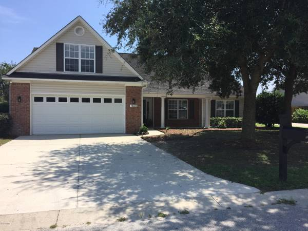 8608 Plantation Landing Drive, Wilmington, North Carolina 28411, 4 Bedrooms Bedrooms, 8 Rooms Rooms,2 BathroomsBathrooms,Residential,For Sale,Plantation Landing,100077622
